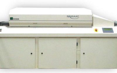 Reparatie en onderhoud DIMA SMRO 0506 Passaat Reflow-oven