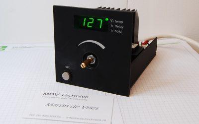 Reparatie Memmert LS55139.2 temperatuurcontroller