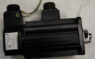 FOR SALE: Yaskawa USAREM-02CFJ51 servo motor