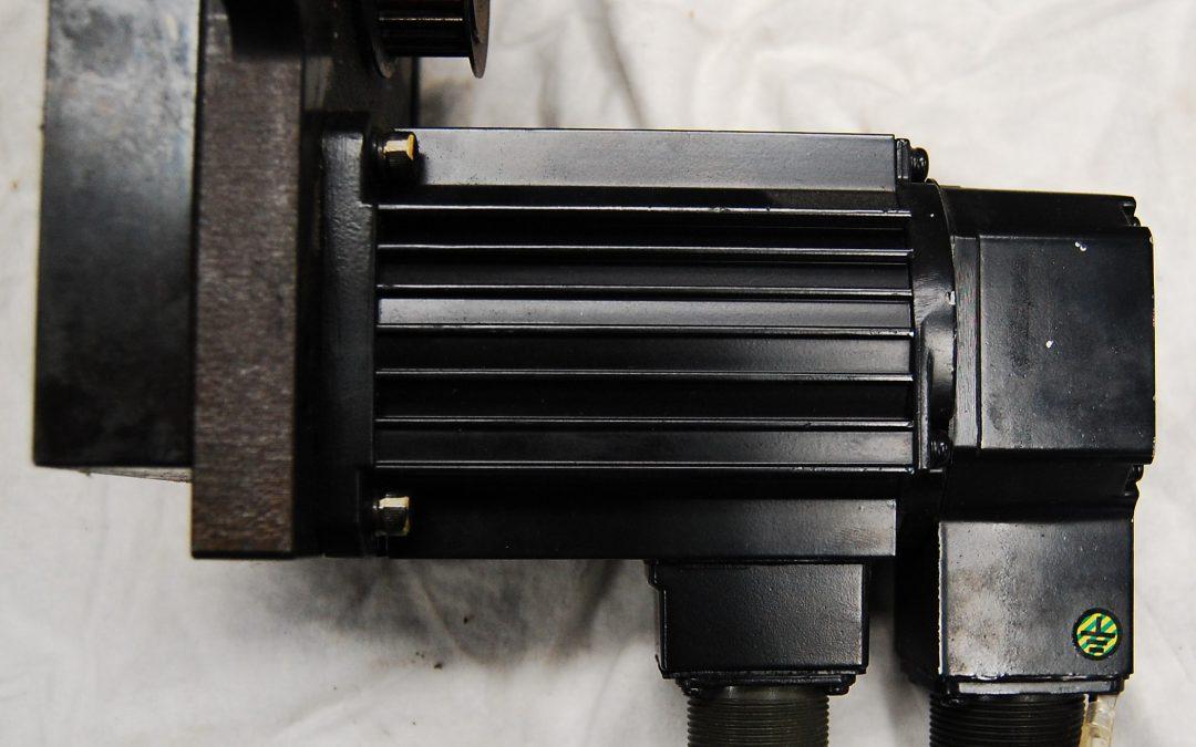 FOR SALE: Yaskawa USAREM-03CFJ81 servo motor