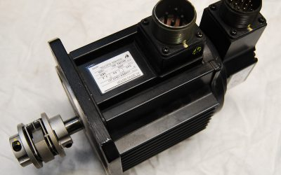 FOR SALE: Yaskawa USAREM-05CFJ21 Servo motor